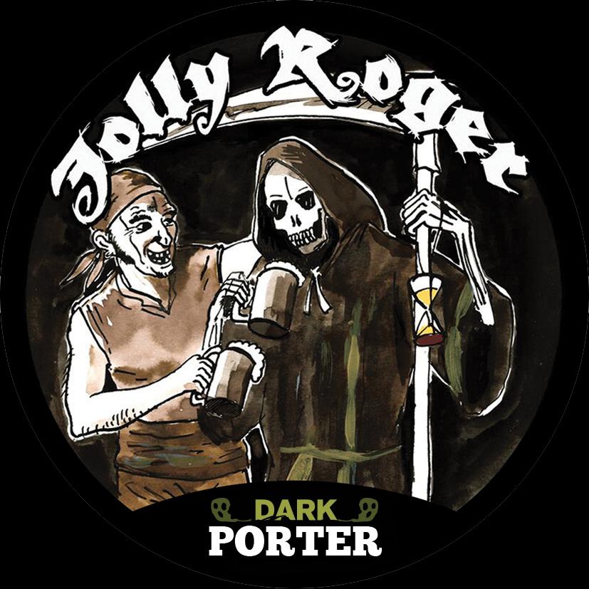 étiquette Jolly-Roger