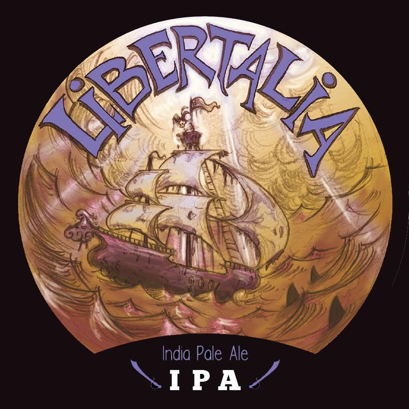 étiquette Libertalia