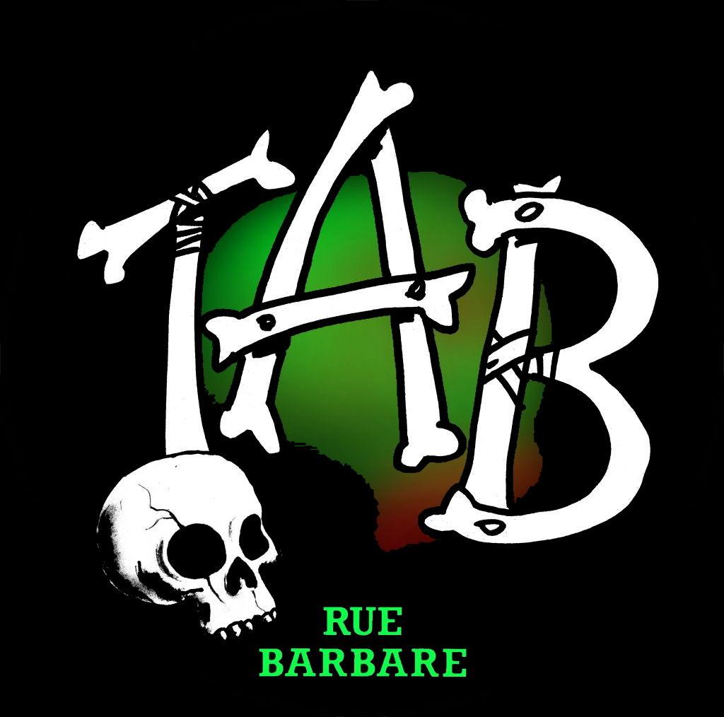 étiquette Rue Barbare