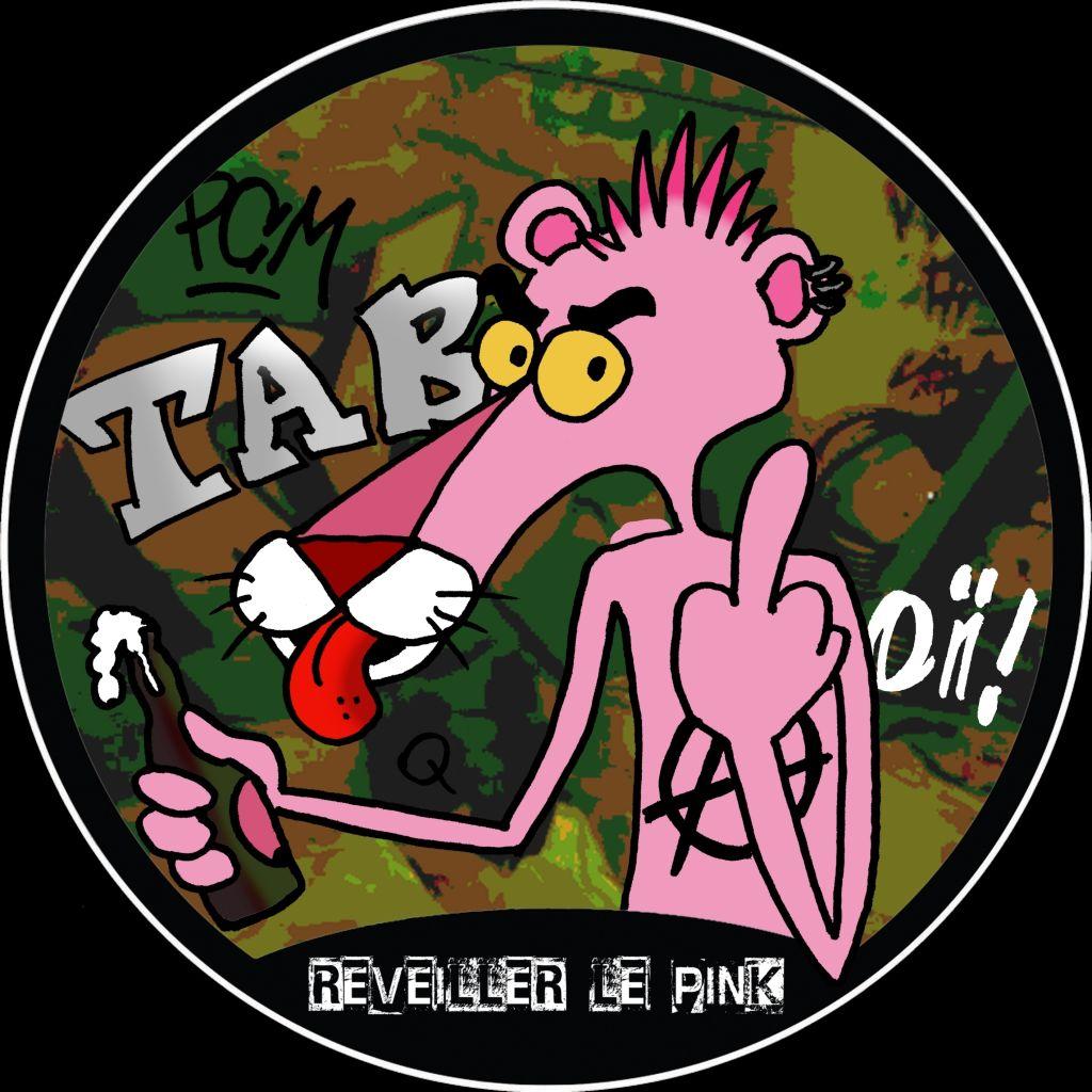 étiquette Réveiller le pink