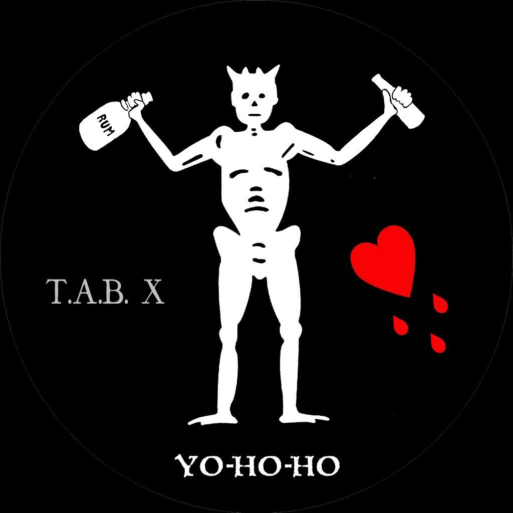 étiquette Yo-ho-ho