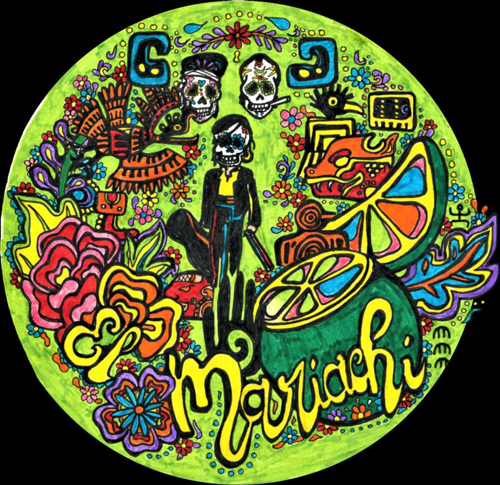 étiquette El Mariachi